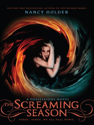 cover image of The Screaming Season