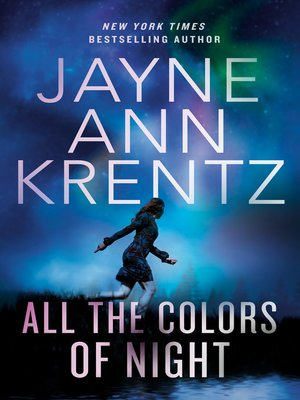 cover image of All the Colors of Night