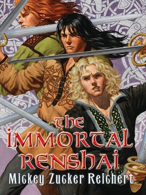 cover image of The Immortal Renshai