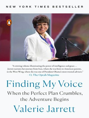 cover image of Finding My Voice