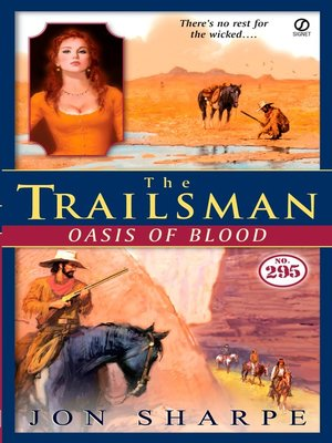 cover image of Oasis of Blood