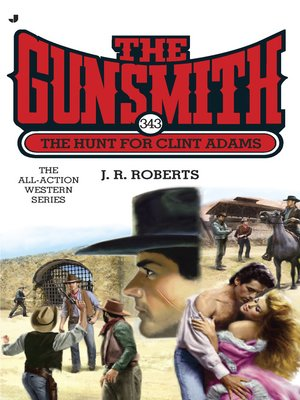 cover image of The Hunt for Clint Adams