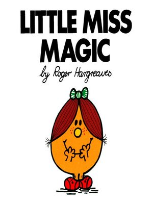 cover image of Little Miss Magic