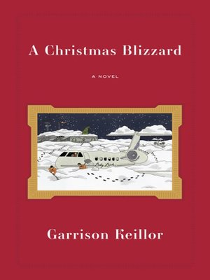 cover image of A Christmas Blizzard