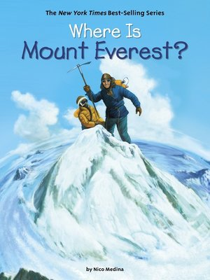 cover image of Where Is Mount Everest?