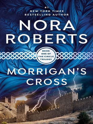 cover image of Morrigan's Cross