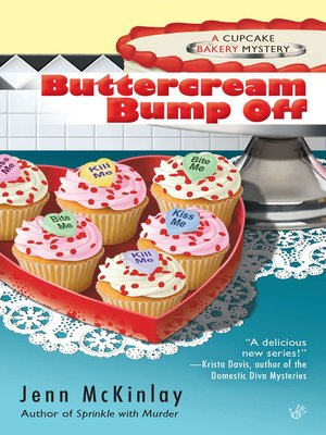 cover image of Buttercream Bump Off