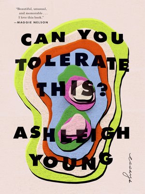 cover image of Can You Tolerate This?