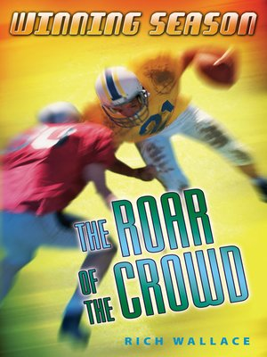 cover image of The Roar of the Crowd