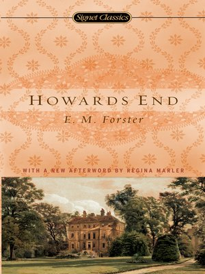 cover image of Howards End