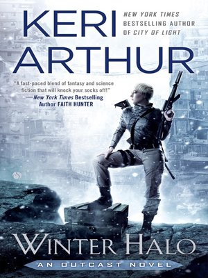 cover image of Winter Halo