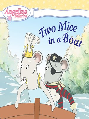 cover image of Two Mice in a Boat