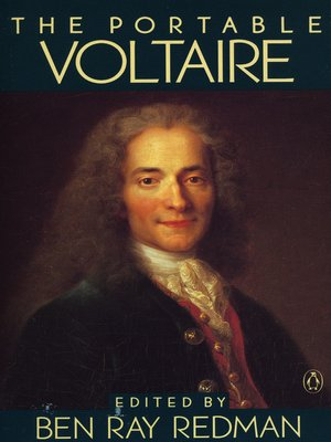 cover image of The Portable Voltaire