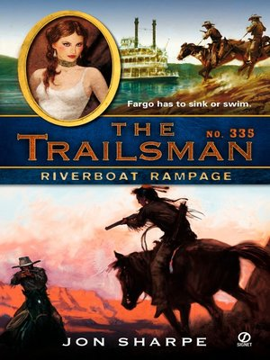 cover image of Riverboat Rampage