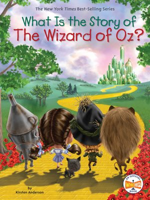 cover image of What Is the Story of the Wizard of Oz?