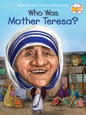 cover image of Who Was Mother Teresa?