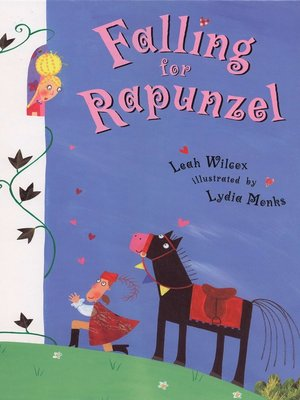 cover image of Falling for Rapunzel