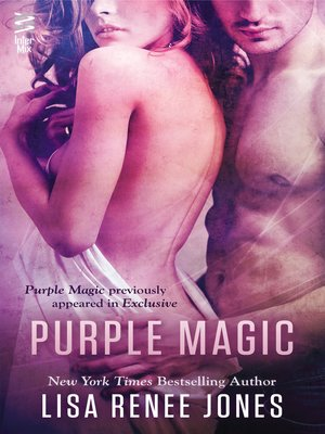 cover image of Purple Magic