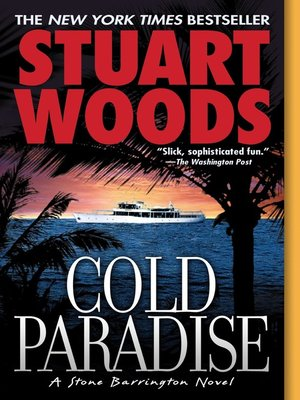 cover image of Cold Paradise