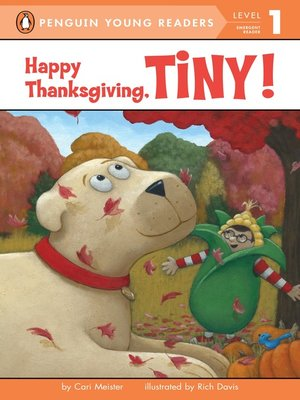 cover image of Happy Thanksgiving, Tiny!