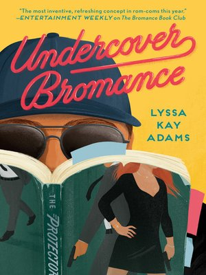 Cover image for Undercover Bromance