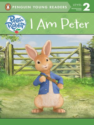 cover image of I Am Peter