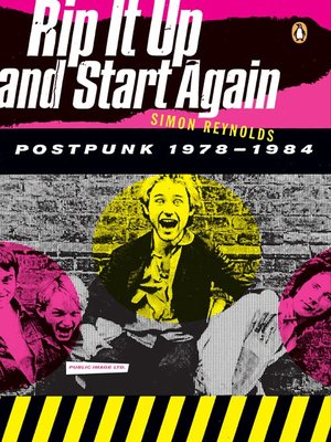 cover image of Rip It Up and Start Again
