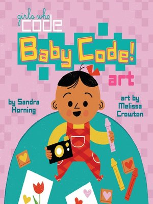 cover image of Baby Code! Art