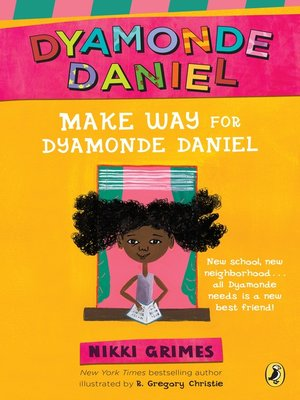 cover image of Make Way for Dyamonde Daniel