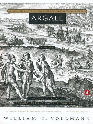 cover image of Argall: The True Story of Pocahontas and Captain John Smith
