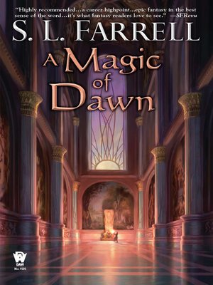 cover image of A Magic of Dawn
