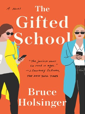 cover image of The Gifted School