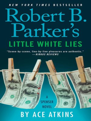 cover image of Little White Lies