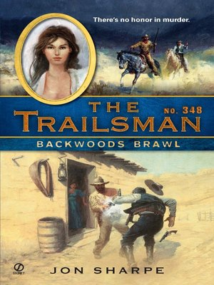 cover image of Backwoods Brawl