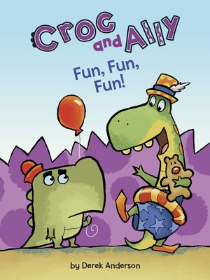 cover image of Fun, Fun, Fun!