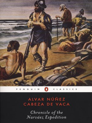cover image of Chronicle of the Narvaez Expedition