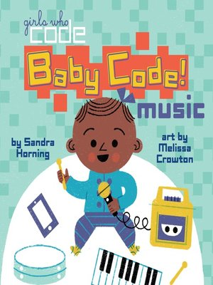 cover image of Baby Code! Music