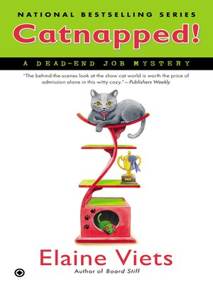 cover image of Catnapped!