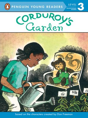 cover image of Corduroy's Garden