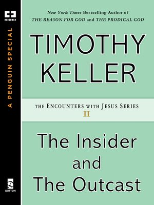 cover image of The Insider and the Outsider
