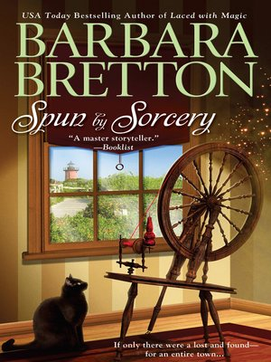 cover image of Spun by Sorcery