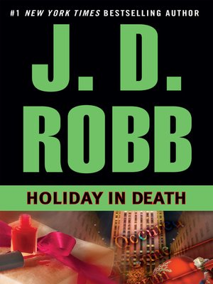 cover image of Holiday in Death