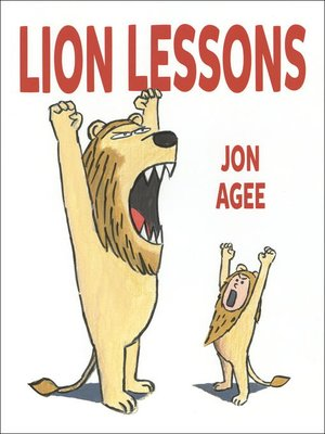 cover image of Lion Lessons