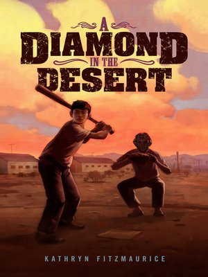 cover image of A Diamond in the Desert