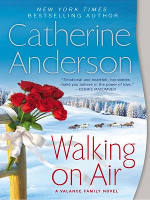 cover image of Walking On Air
