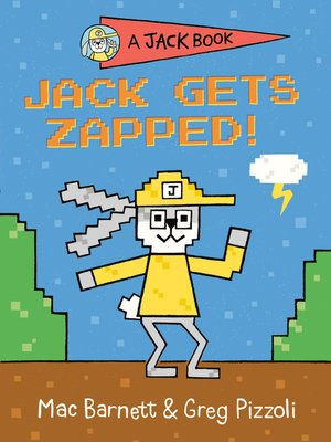 cover image of Jack Gets Zapped!