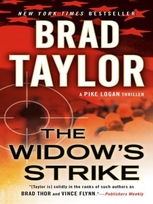 cover image of The Widow's Strike