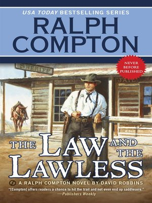 cover image of Ralph Compton the Law and the Lawless