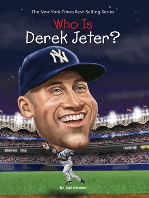 cover image of Who Is Derek Jeter?
