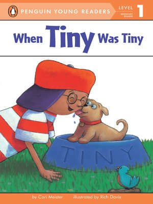 cover image of When Tiny Was Tiny